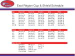 east region cup shield schedule9