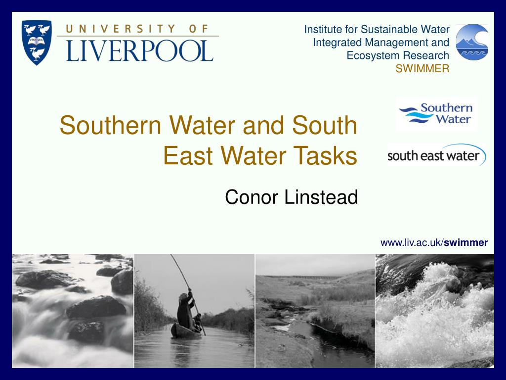 southern water and south east water tasks l.