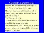 general characteristics5
