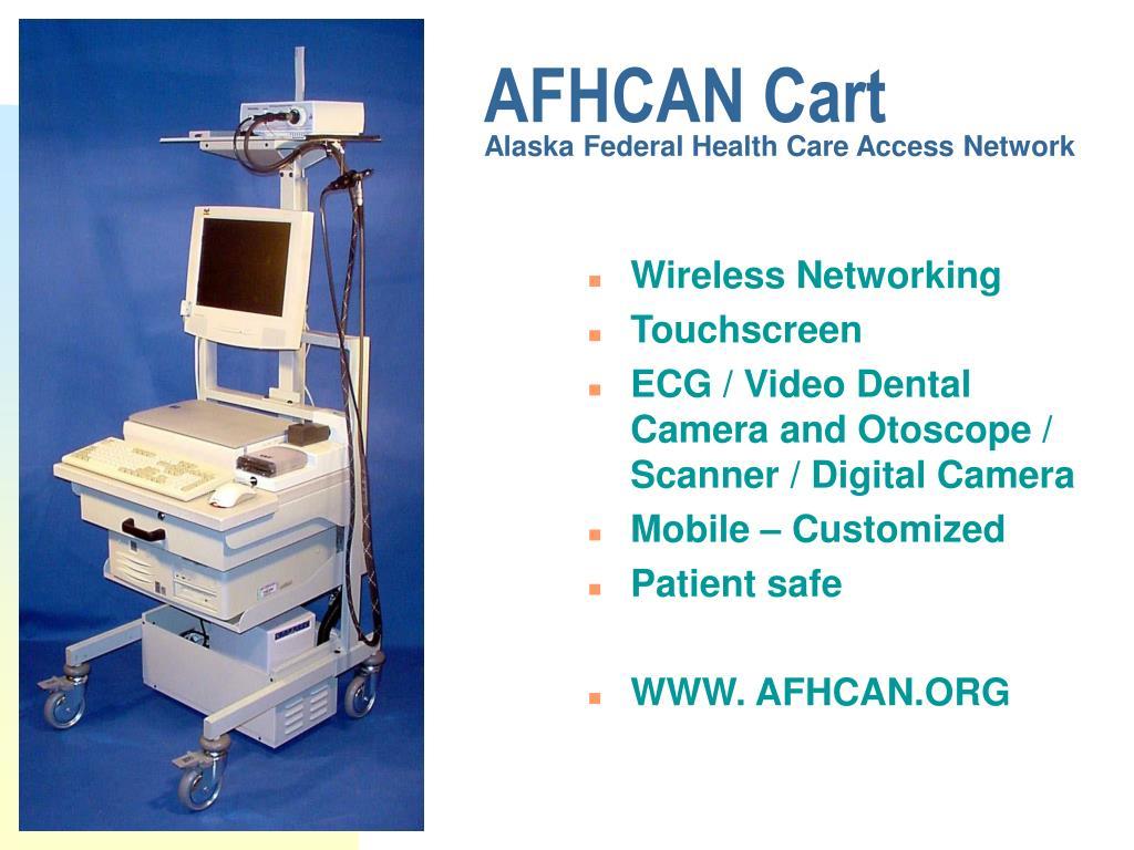 AFHCAN Cart