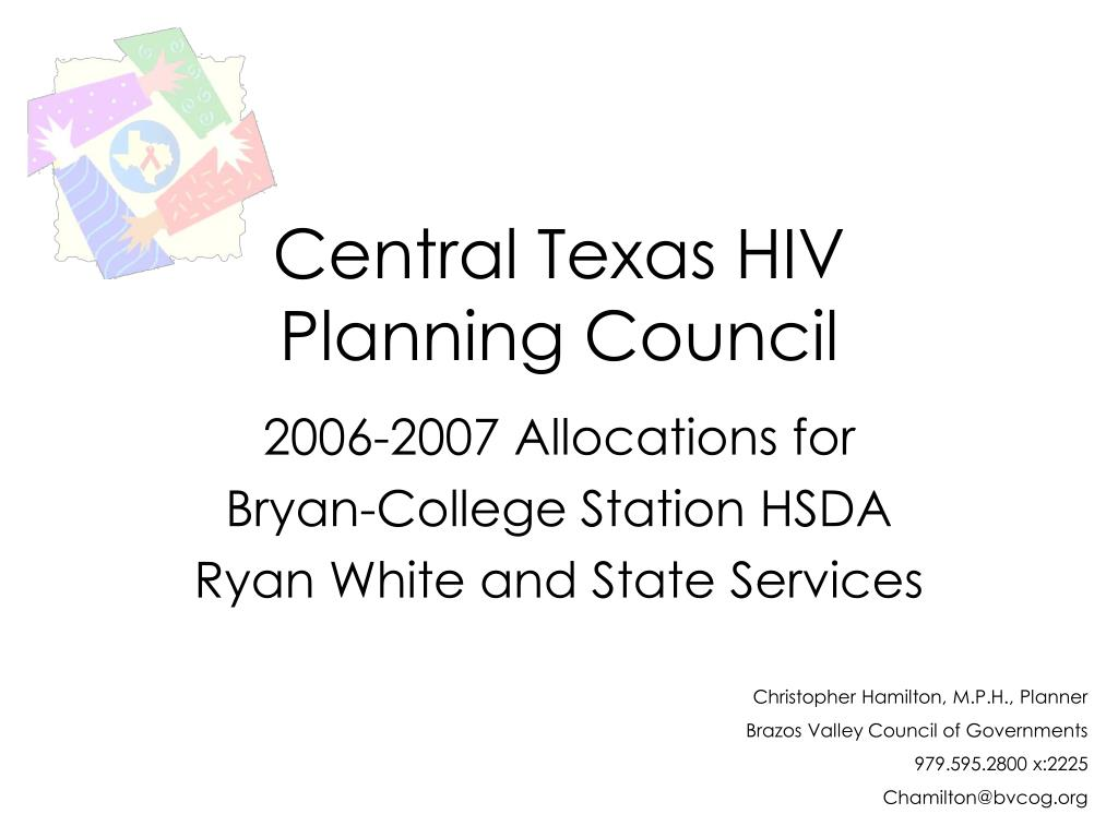 central texas hiv planning council l.