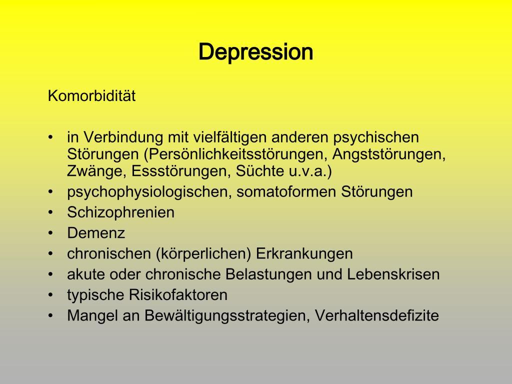 PPT - Depression PowerPoint Presentation, free download..