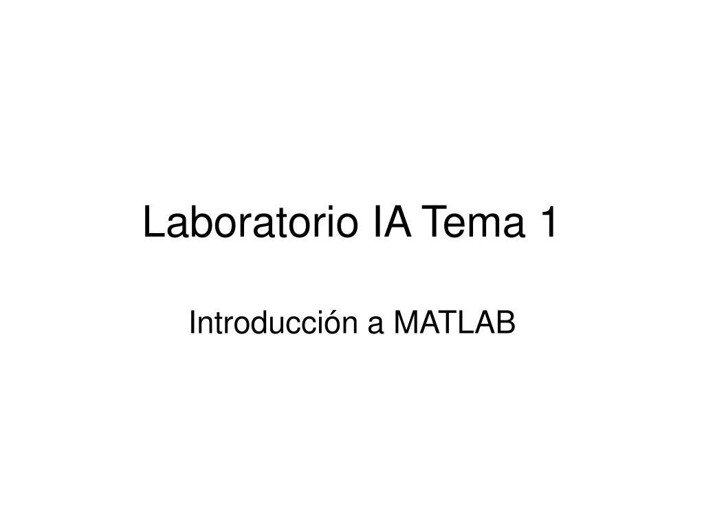 laboratorio ia tema 1 l.