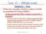 law 11 offside cont51