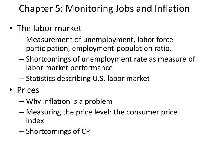 chapter 5 monitoring jobs and inflation n.
