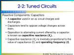 2 2 tuned circuits19