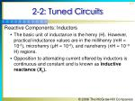 2 2 tuned circuits23