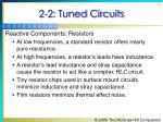 2 2 tuned circuits26