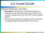 2 2 tuned circuits28