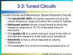 2 2 tuned circuits34