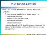 2 2 tuned circuits39