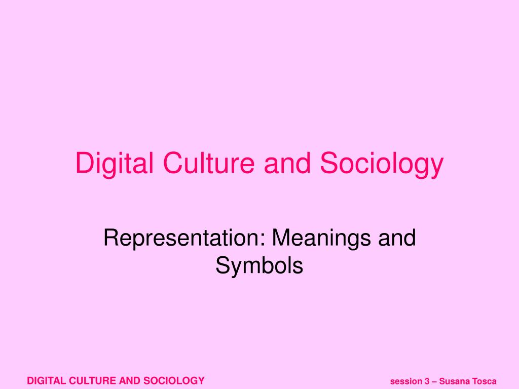 the components of culture and symbols sociology essay Start studying chapter 2: components of symbolic culture learn vocabulary, terms, and more with flashcards, games, and other study tools.