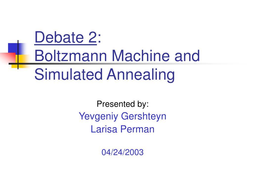 presented by yevgeniy gershteyn larisa perman 04 24 2003 l.