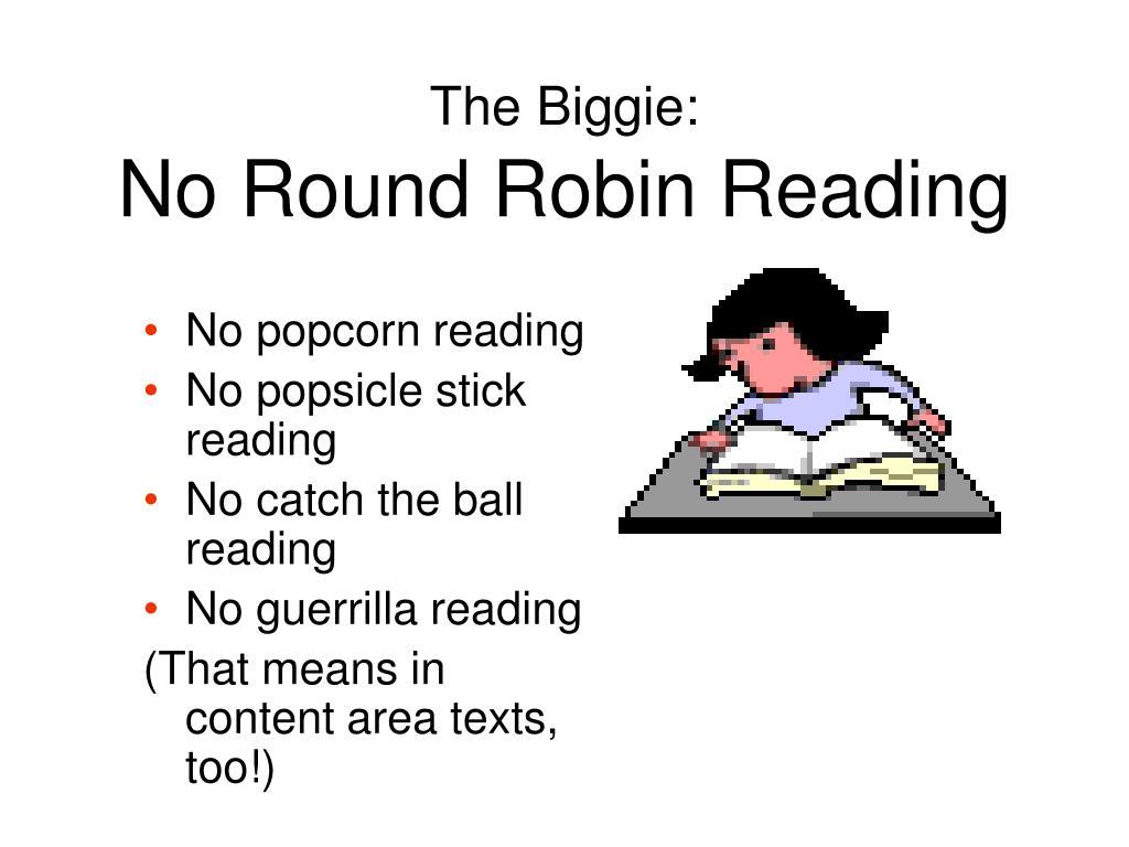The Biggie: