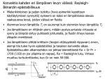 konvektio kahden eri l mp isen levyn v liss rayleigh b nardin ep stabiilisuus