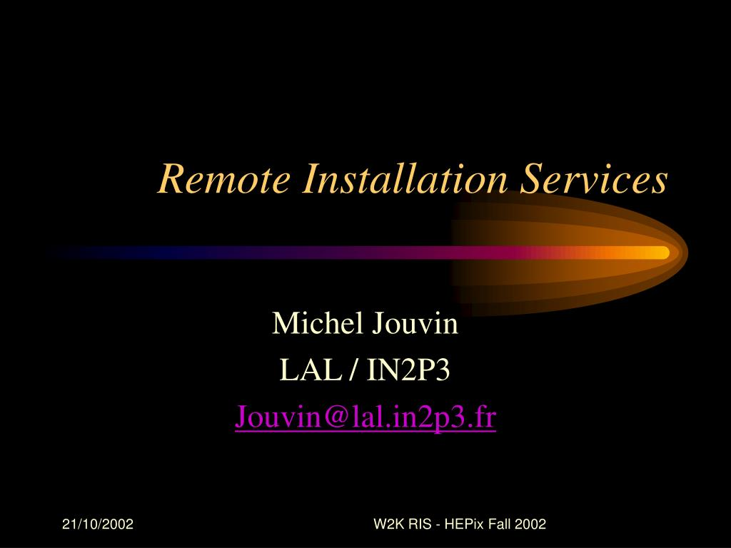 remote installation services l.
