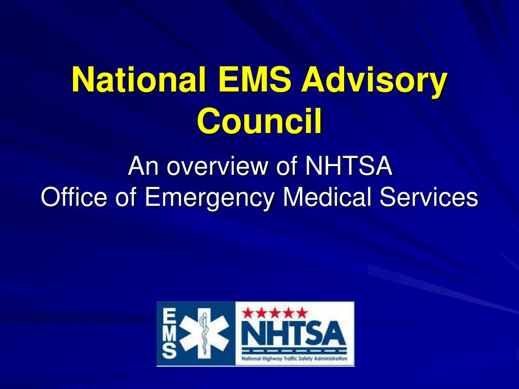 national ems advisory council l.
