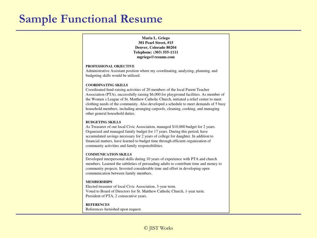 PPT - Job Seeker's Workbook PowerPoint Presentation - ID:593311