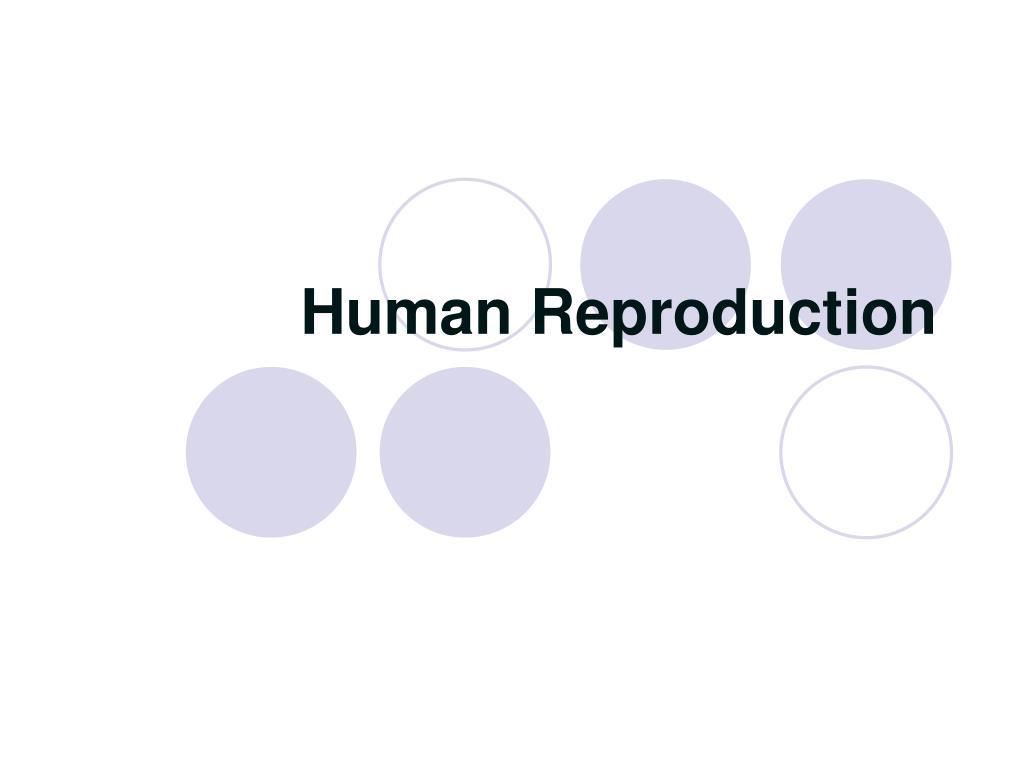 human reproduction l.