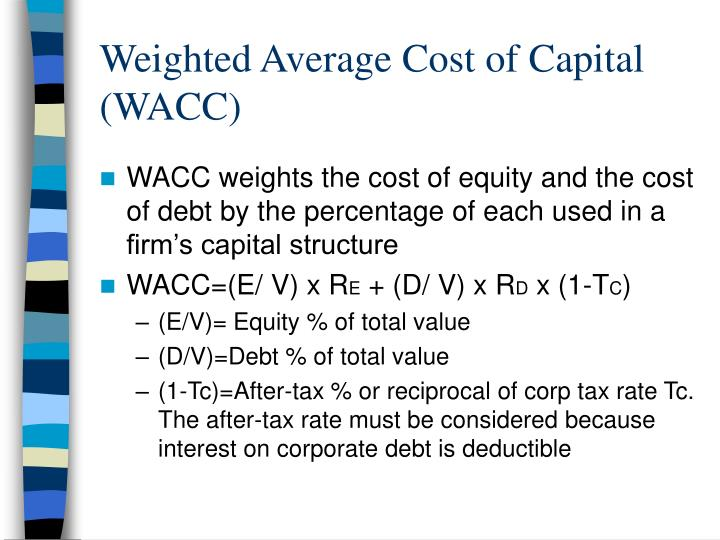 nikes weighted average cost of capital essay Object moved this document may be found here trackingframe.