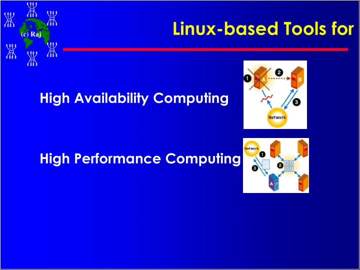 Linux-based Tools for
