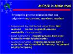 mosix is main tool