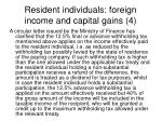 resident individuals foreign income and capital gains 4