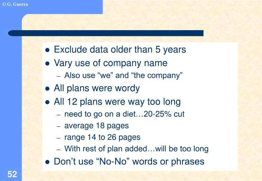 Exclude data older than 5 years