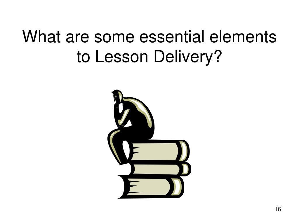 What are some essential elements