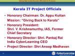 kerala it project officials