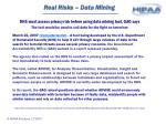 real risks data mining23