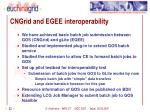 cngrid and egee interoperability