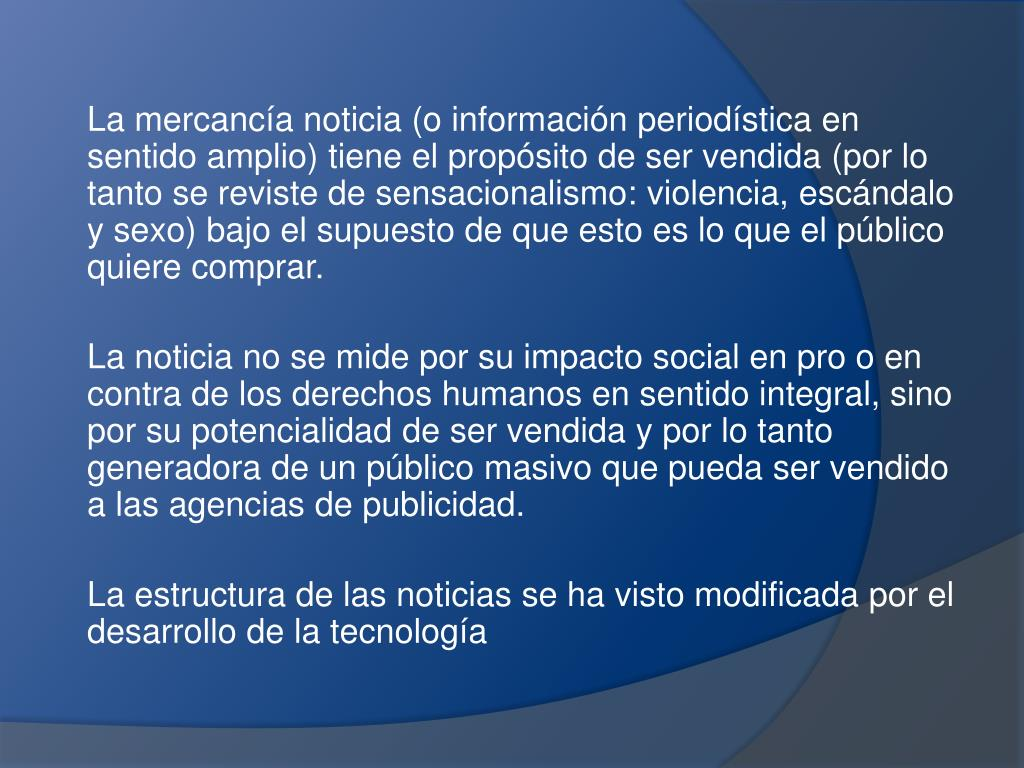 Ppt La Noticia Y Su Estructura Powerpoint Presentation