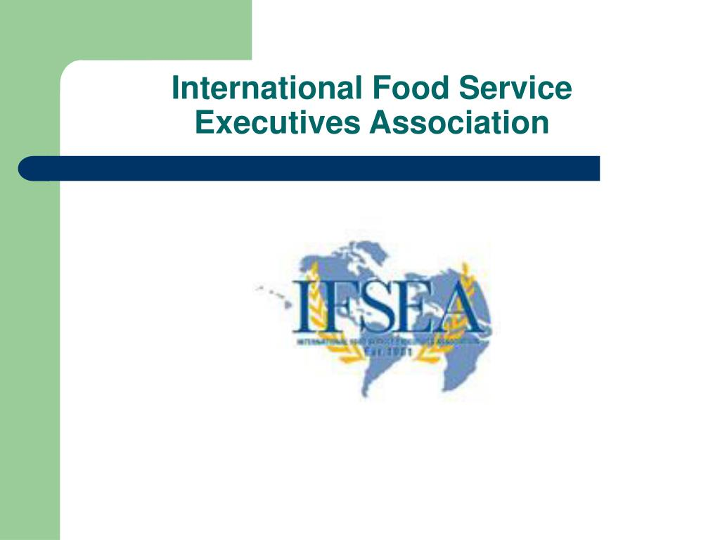 international food service executives association l.