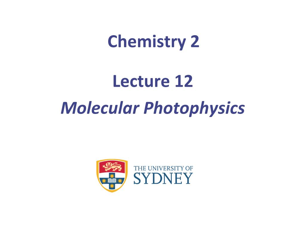 chemistry 2 l.