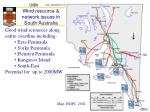 wind resource network issues in south australia