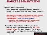 market segmentation86
