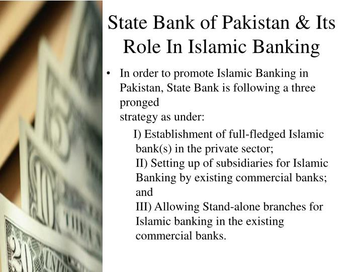 case study islamic banking in pakistan Islamic banking is known as interest free transaction in banks involve the profit ratios only based upon the clear and transparent systems of islamic banks in pakistan islamic banks offer profits to the account holders as well and share the loss with them also they do not offer fixed interest rates on.
