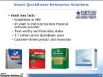 about quickbooks enterprise solutions