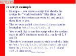 rc script example