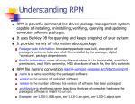 understanding rpm