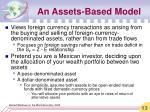 an assets based model