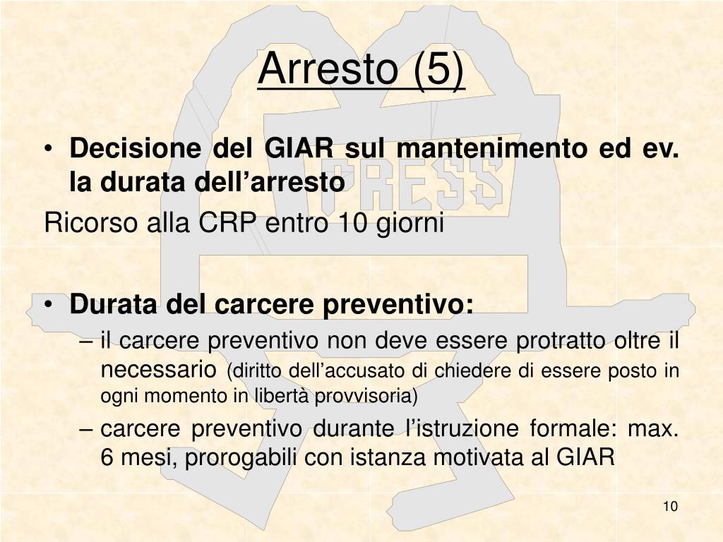 Arresto (5)