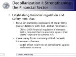 dedollarization i strengthening the financial sector13