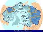 arctic ice sheets