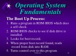 operating system fundamentals64