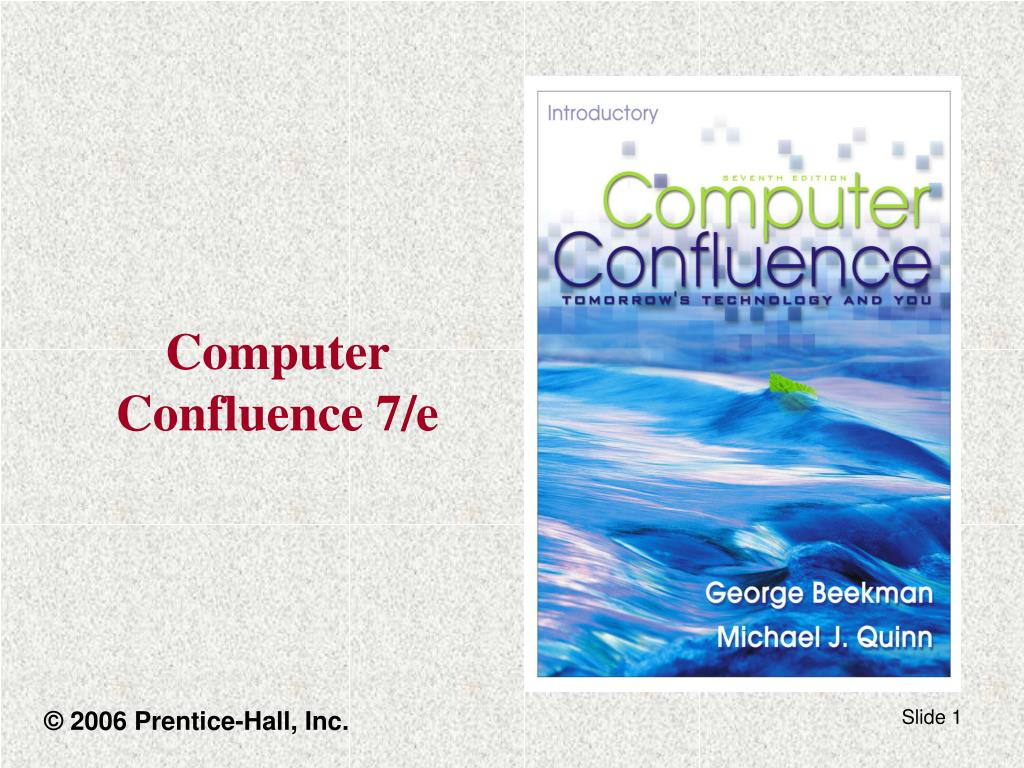 computer confluence 7 e l.
