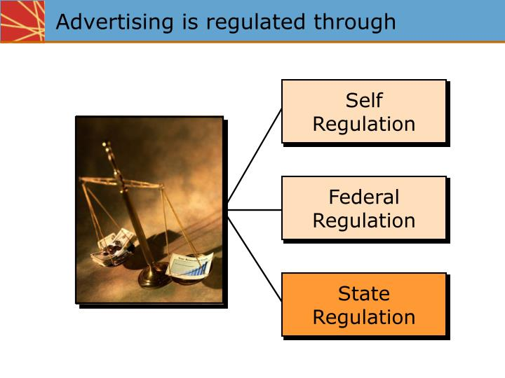 regulation of advertising and promotion Advertising and promotion advertising is a collective term for public announcements designed to promote the sale of specific commodities or services advertising is a form of mass selling, employed when the use of direct, person-to-person selling is impractical, impossible, or simply inefficient.