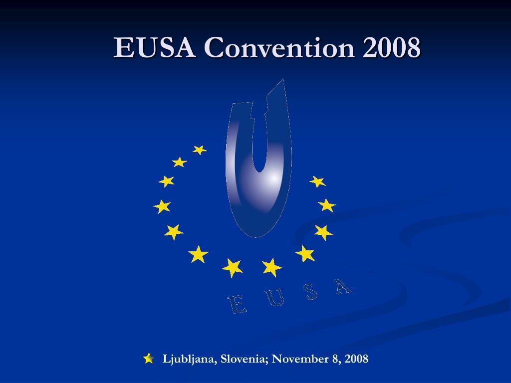 eusa convention 2008 l.