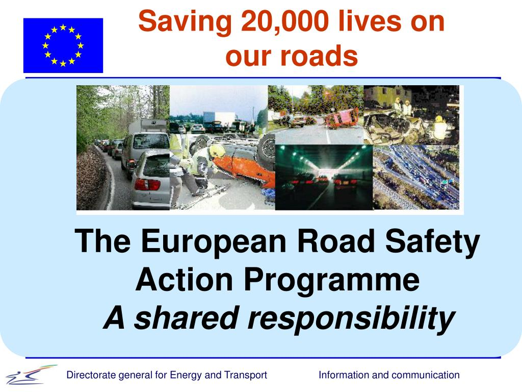 saving 20 000 lives on our roads l.